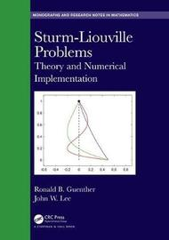 Sturm-Liouville Problems by Ronald B. Guenther