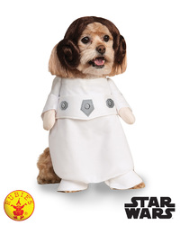 Star Wars: Princess Leia - Pet Costume (Medium)