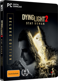 Dying Light 2 Stay Human Deluxe Edition for PC