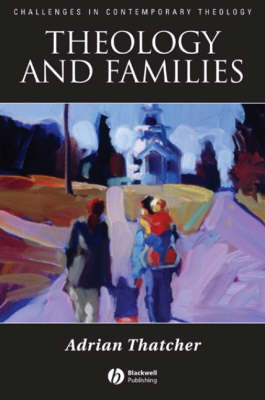 Theology and Families by Adrian Thatcher image
