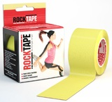 RockTape Active Recovery Series - Yellow (5cm x 5m)