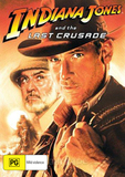 Indiana Jones And The Last Crusade - Special Edition on DVD