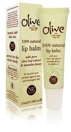 Olive 100% Natural Lip Balm (10ml)