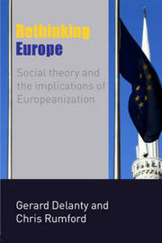 Rethinking Europe by Chris Rumford image