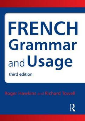 French Grammar and Usage by Roger Hawkins image