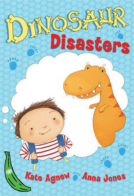 Dinosaur Disasters by Kate Agnew image