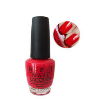 OPI Nail Lacquer - Color So Hot It Berns (15ml)
