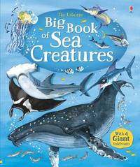 Big Book of Big Sea Creatures by Minna Lacey