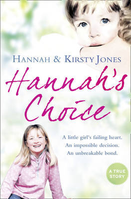 Hannah's Choice by Kirsty Jones image