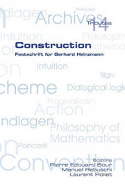 Construction. Festschrift for Gerhard Heinzmann