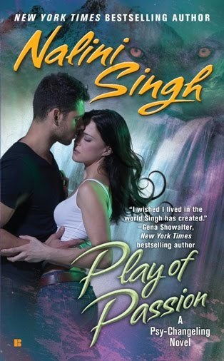Play of Passion (Psy-Changeling Series #9) by Nalini Singh image