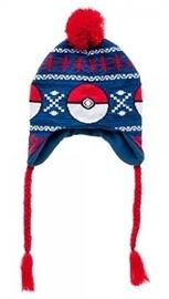 Pokemon: Pokeball Laplander Pom Beanie