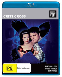 Criss Cross on Blu-ray