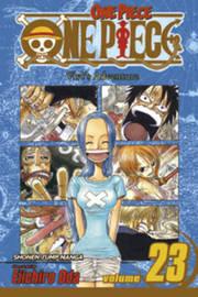 One Piece, Vol. 23 by Eiichiro Oda