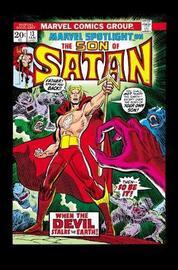 Son Of Satan Classic by Gary Friedrich