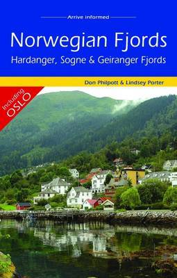 Norwegian Fjords - Hardanger, Sogne and Geiranger Fjords (including Oslo) by Lindsey Porter image