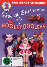 Hooley Dooleys, The - How 2 Give At Christmas (DVD And CD) on DVD image