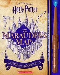 Harry Potter: The Marauder's Map Guide to Hogwarts by Jenna Ballard