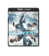Insurgent on UHD Blu-ray