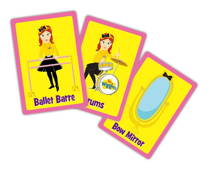 The Wiggles: Emma Snap - Card Game image
