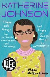 Katherine Johnson by Leila Rasheed