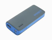 Cygnett: ChargeUp 4400mAh 1A Powerbank - Grey/Blue