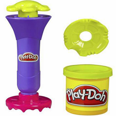 Play-doh Super tools, Ez Molder image