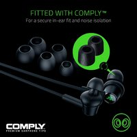 Razer Hammerhead USB-C Earbuds with ANC for PC