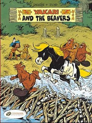 Yakari and the Beavers: v. 3 image