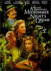 A Midsummer Night's Dream on DVD