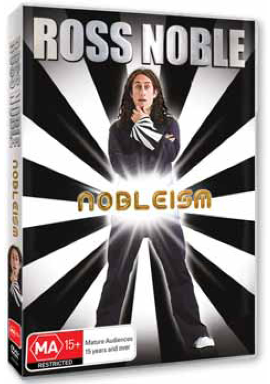 Ross Noble: Nobleism on DVD image