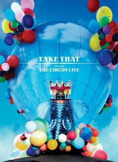 Take That: The Circus Live (2 Disc Set) on DVD image