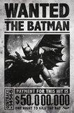 Batman Arkham Origins Wanted Wall Poster (97)