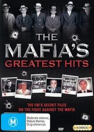 The Mafia's Greatest Hits on DVD