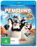 The Penguins Of Madagascar on Blu-ray