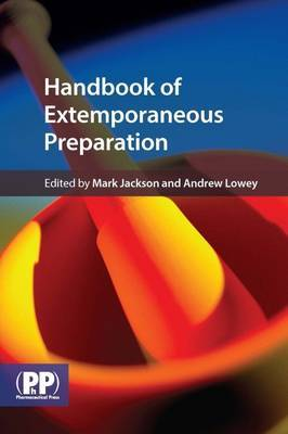 Handbook of Extemporaneous Preparation by Mark Jackson image