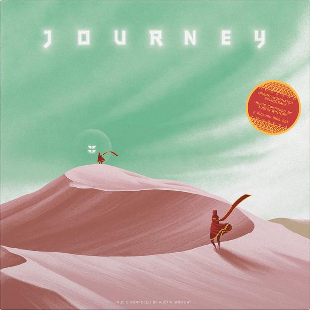 Journey Original Soundtrack (2xLP) by Austin Wintory