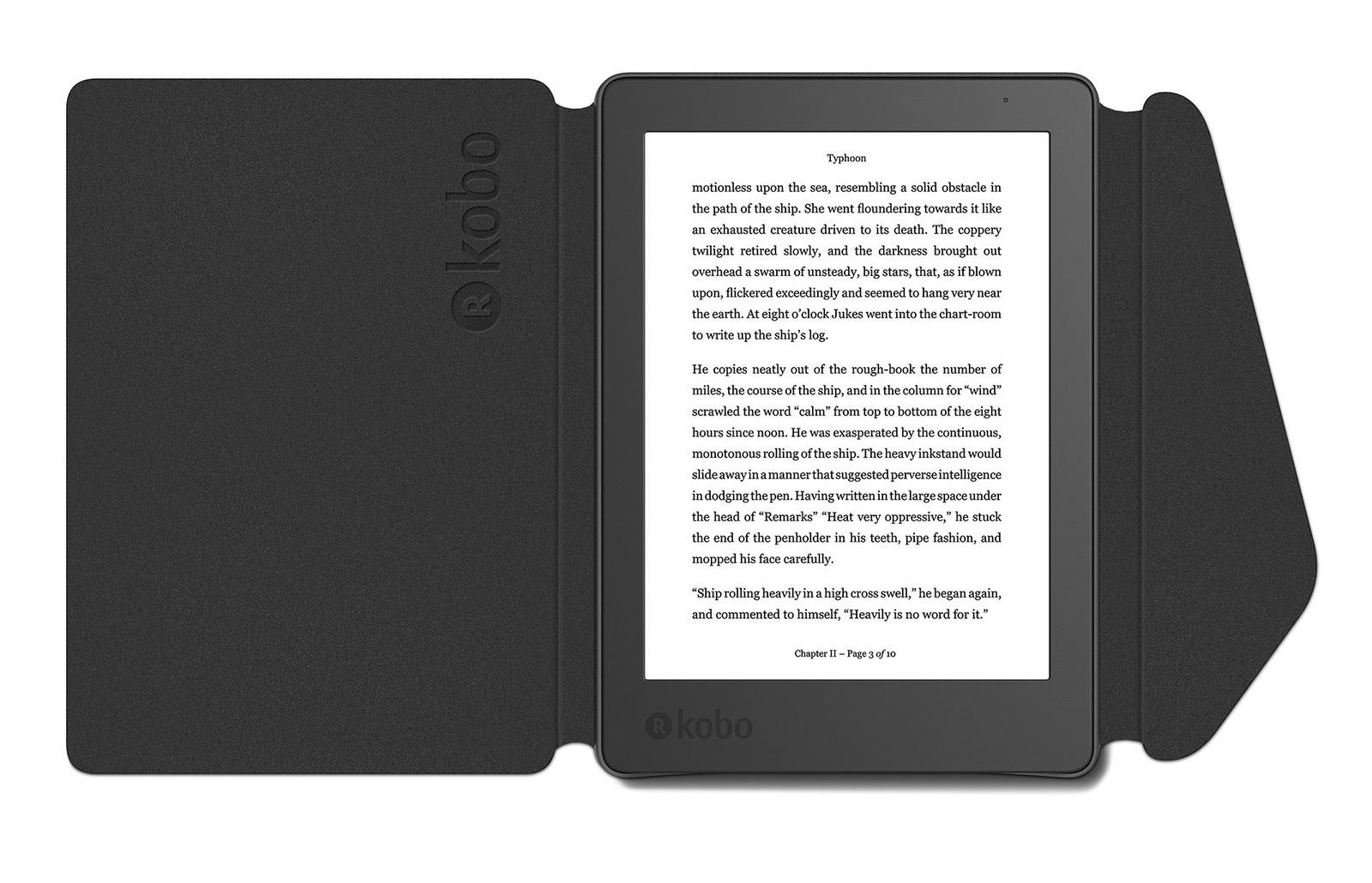 KOBO Aura Edition 2 SleepCover - Black image