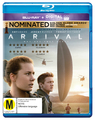 Arrival on Blu-ray