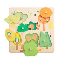 Le Toy Van: Woodland Tree Puzzle