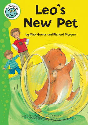 Leo's New Pet by Mick Gowar