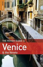 The Rough Guide to Venice and the Veneto by Jonathan Buckley image