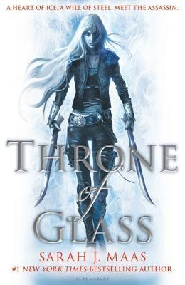 Throne of Glass (Throne of Glass #1) (UK Ed.) by Sarah J Maas image