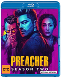 Preacher Season 2 on Blu-ray