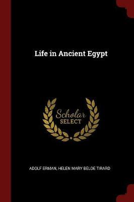 Life in Ancient Egypt by Adolf Erman image