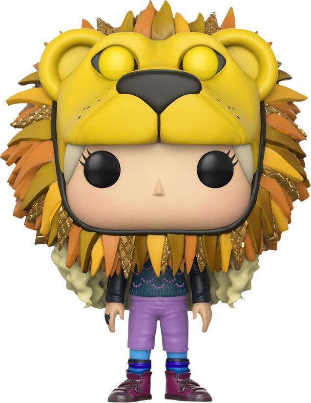 Harry Potter - Luna Lovegood (Lion Head) Pop! Vinyl Figure image
