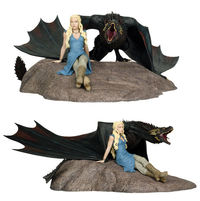 Game of Thrones: Daenerys & Drogon - Collectors Statue
