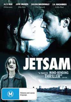 Jetsam on DVD image