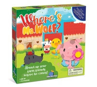 Where's Mr Wolf - Co-operative Game
