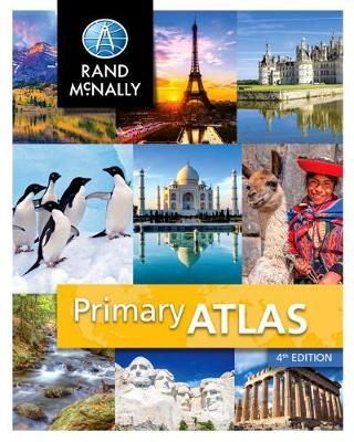 Primary Atlas by Rand McNally
